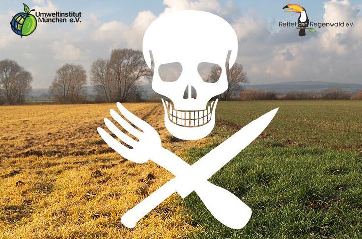Monsanto-Soja stoppen!