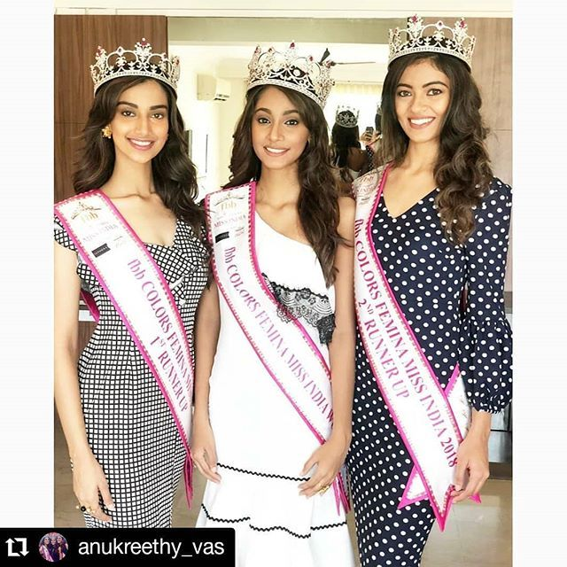 Congratulations To The Crowned Gorgeous Ladies Miss India