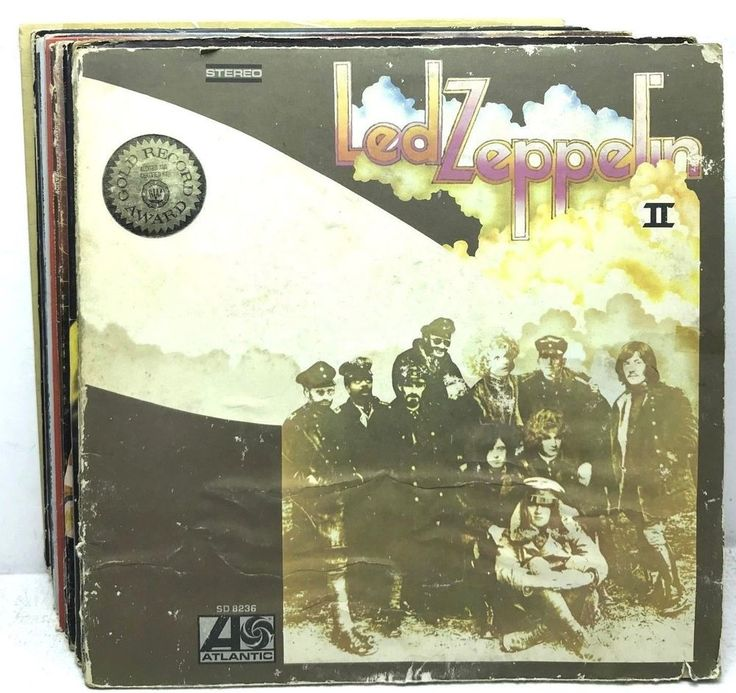 Classic Rock LP Vinyl Record Album Lot: Led Zeppelin Jefferson Starship        stores.ebay.com/capcollectibles