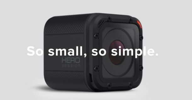 Amazon: GoPro Hero Session + Accessory Bundle Just $149.00 Shipped!