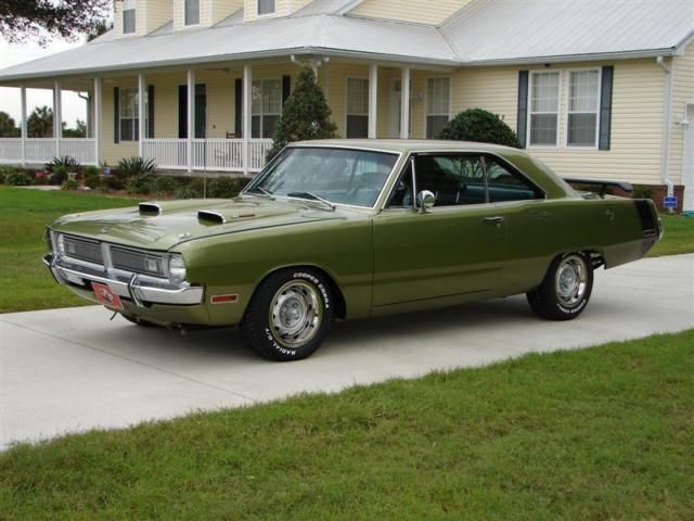1970 Dodge Dart Swinger 340 show car Full Restoration for sale: photos, technical specifications, description