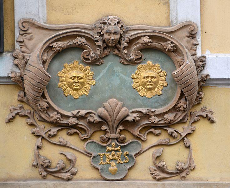 Dům U dvou slunců, Praha