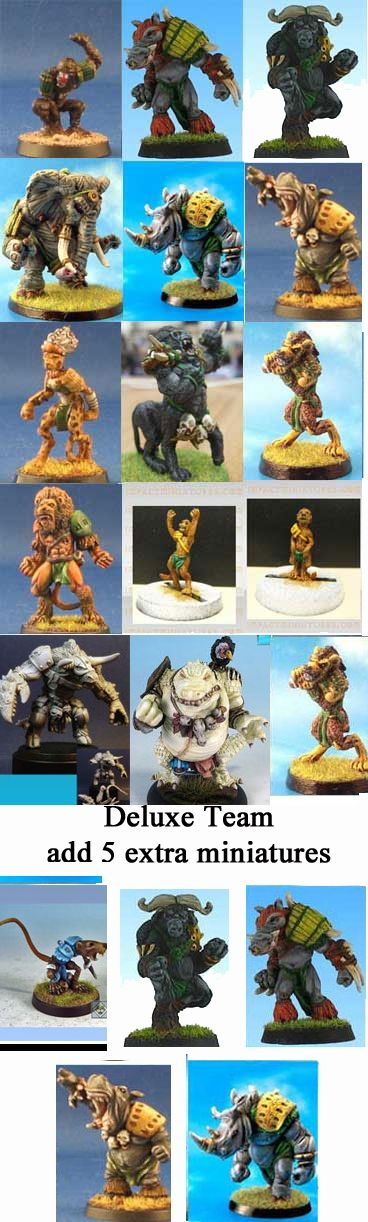 20 Fantasy Football teams - New Pro Elves & Orcs & 18 more by Impact! Miniatures — Kickstarter