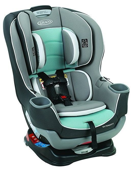 Baby Extend2Fit Convertible Car Seat Infant toddler Child ...