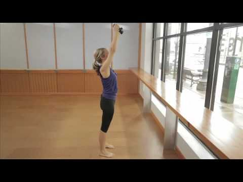 barre3 Online Workout Video: Standing Slim I love these workouts! They're challenging but they have modifications to meet you where you're at. so effective, great toning and cardio.