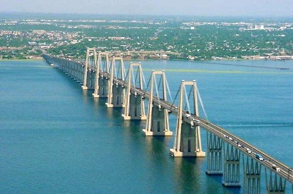 Puente sobre el lago, Maracaibo-Vzla