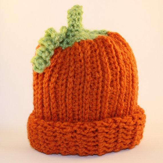 Pumpkin Halloween Hat Costume Baby Someone Please Make
