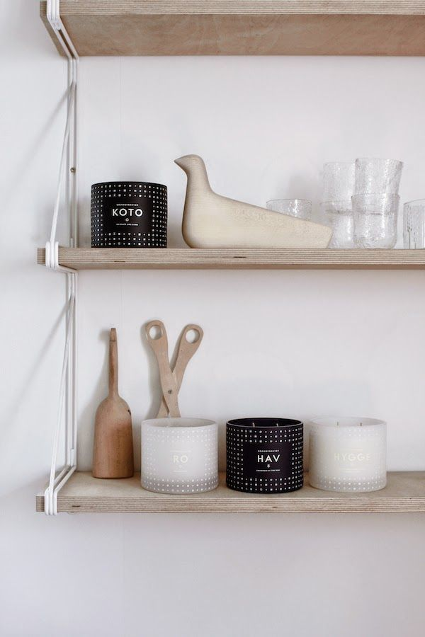 KOTO a new candle by Skandinavisk X Design Bloggers United
