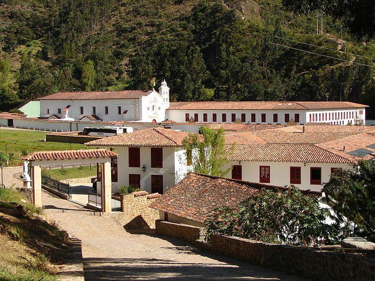 Monasterio Agustino recoleto del Desierto de la Candelaria, Colombia..jpg