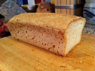 Heerlijk glutenvrij brood