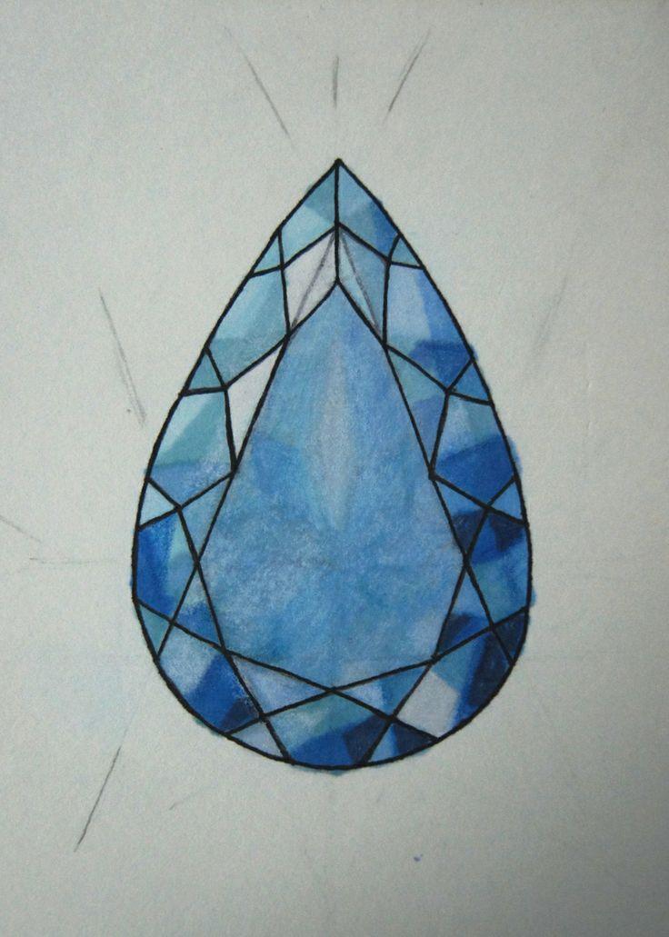 It is magic day: Blue topaz
