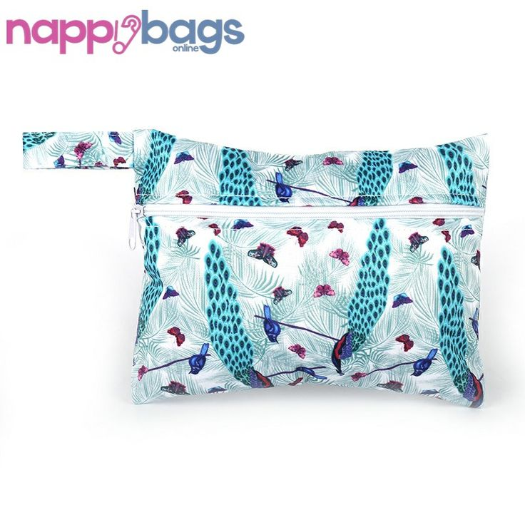 Floral Abstract Waterproof Nappy Wet Storage Bag Collection //Price: $15.45 & FREE Shipping //     #nappybags