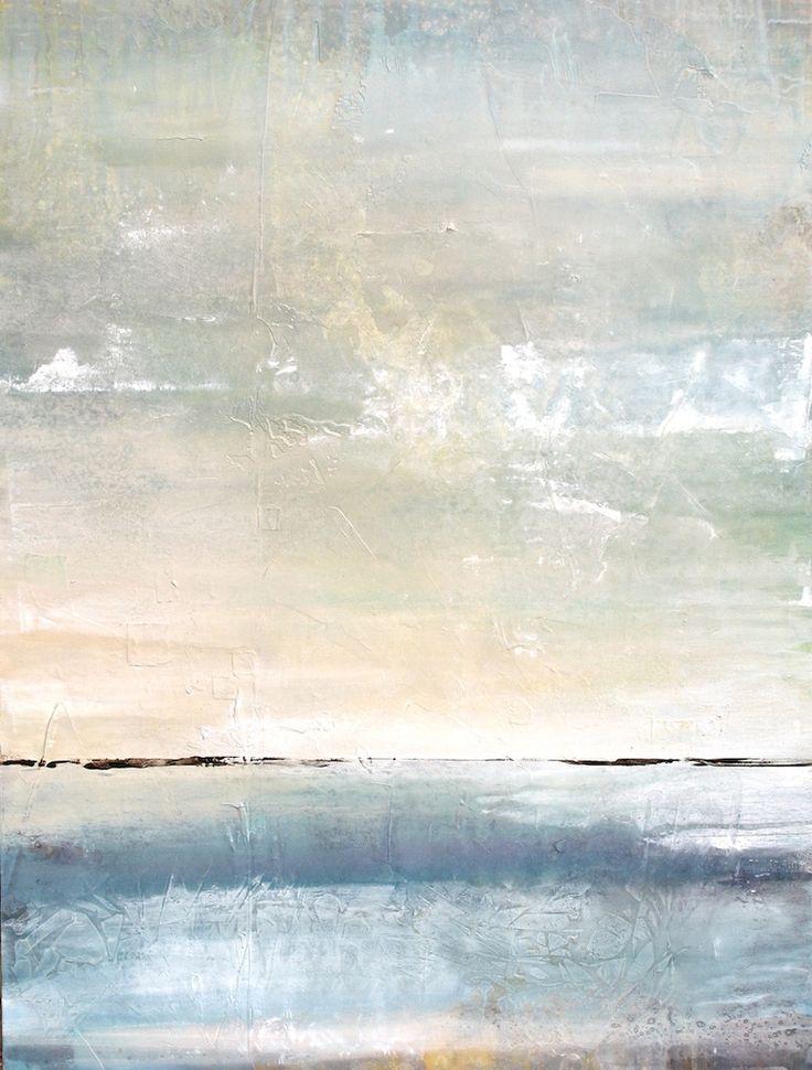 Abstract, Contemporary art - Karen Hale                                                                                                                                                     More