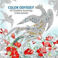 Color Odyssey - Chris Garver - pocket(9781942021971) | Adlibris Bokhandel