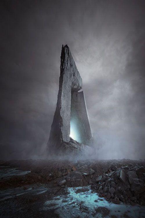 Tower of Trial-Turris Nubila