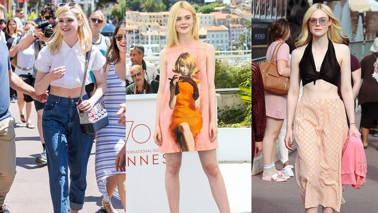 Everything Elle Fanning Wore at the Cannes Film Festival Photos | Vanity Fair