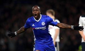 #Spurs lose unbeaten record as Victor Moses seals #Chelsea comeback.