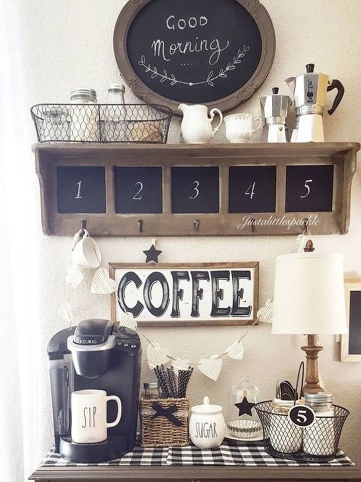 429 best Coffee Bar Ideas images on Pinterest Coffee bar station - copy coffee grinder blueprint