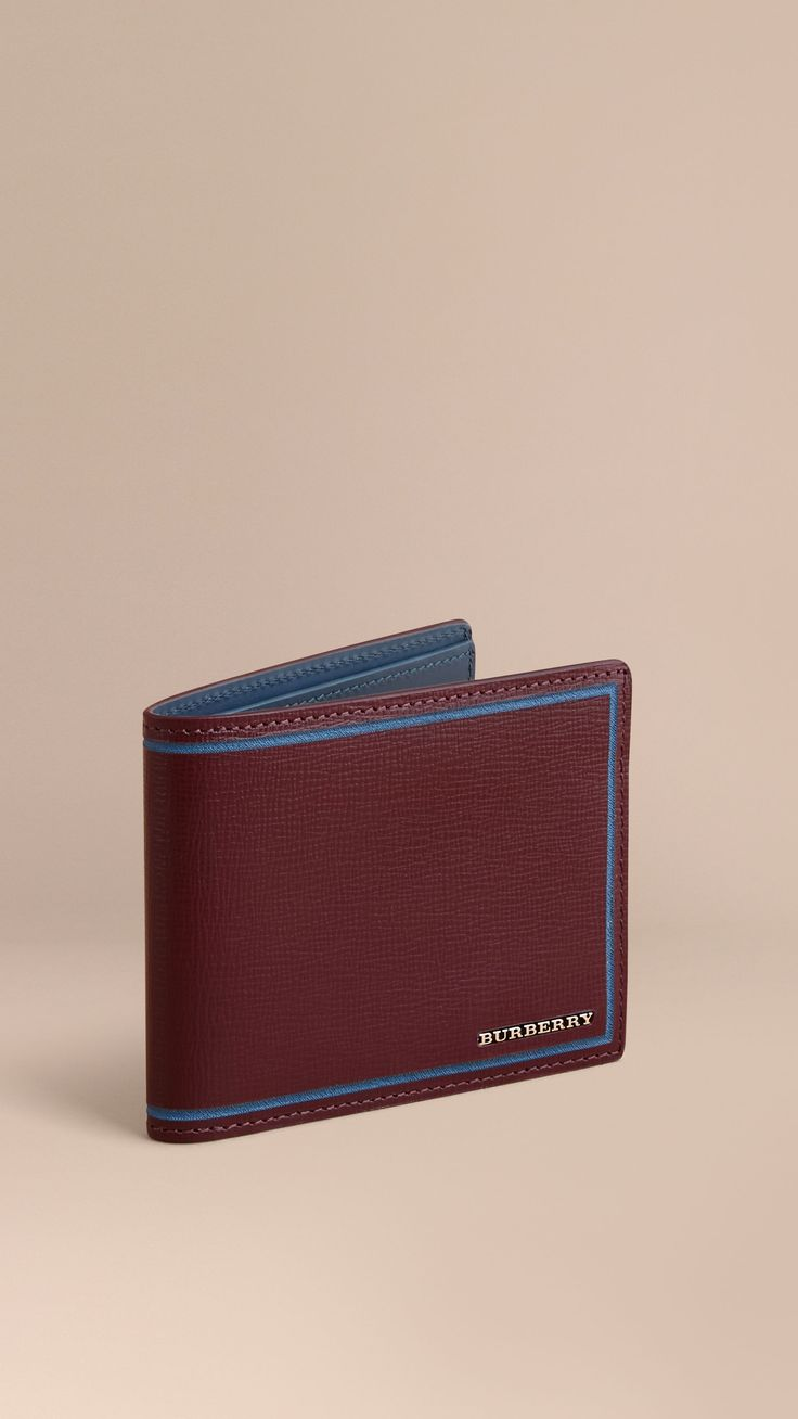 Leather Passport Case - Blue Energy by VIDA VIDA RNvQZ