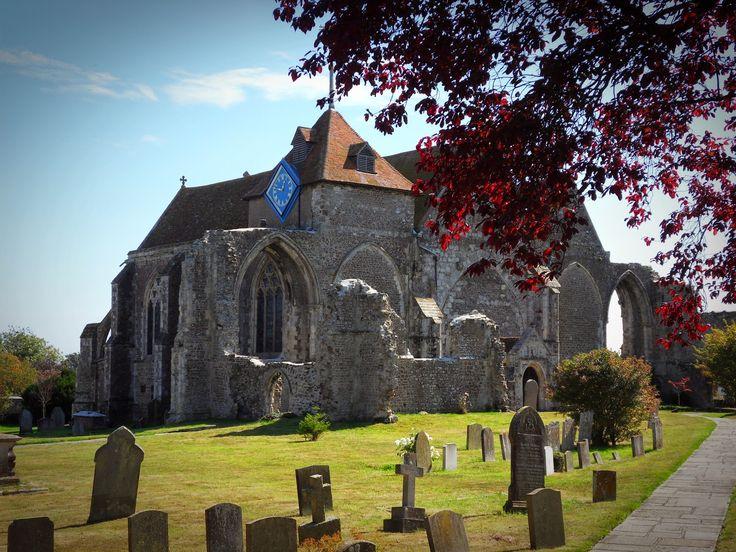 Winchelsea church, England