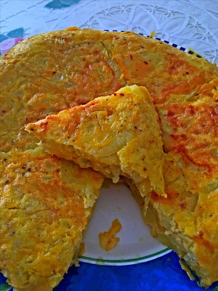 Tortilla de patata (ispanyol omleti)