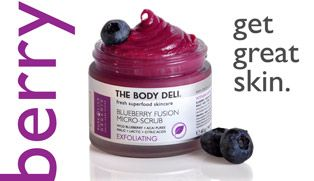 Blueberry ScrbFavorite Products, The Body, Body Care, Hair Care Products, Nature Skincare, Skincare Products, Nature Beautiful, Beautiful Products, Body Deli Great
