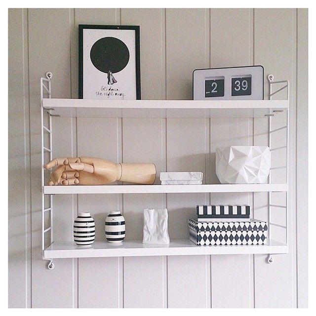 stringhylla, string shelf, string regal, pic by nsmbl