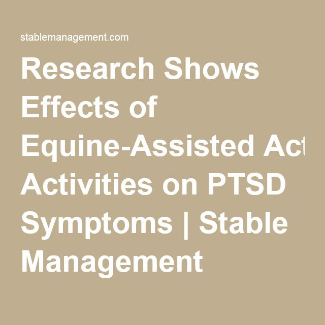 361 Best Images About Equine Assisted Therapy On Pinterest