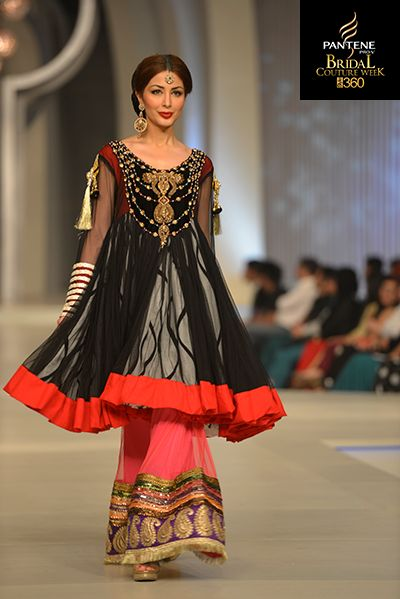 Saim Ali at Pantene Bridal Couture Week 2013