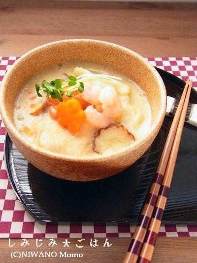 白味噌と豆乳のすいとん by 庭乃桃さん | レシピブログ - 料理ブログの ...