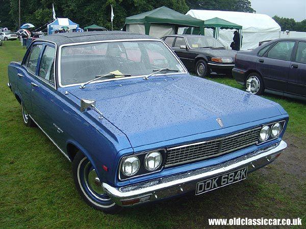 Vauxhall Viscount
