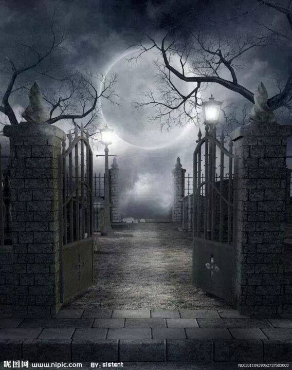 Cemetery Gates | Horror and Psychobilly | Pinterest | Gates