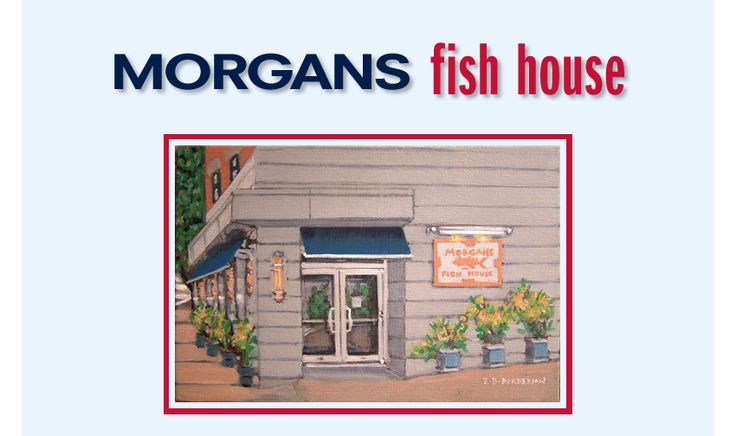 7 best dine connecticut images on pinterest diners for Morgans fish house