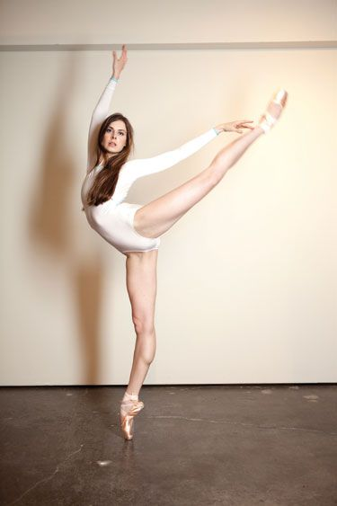 How To Get a Ballet Body #fitness #health #diet
