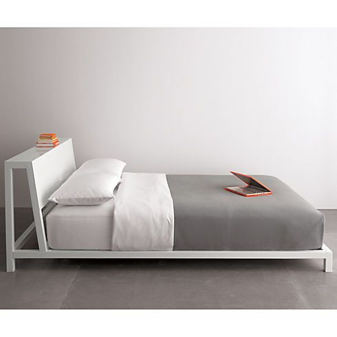 bedroom furniture cb2. alpine white bed bedroom furniture cb2