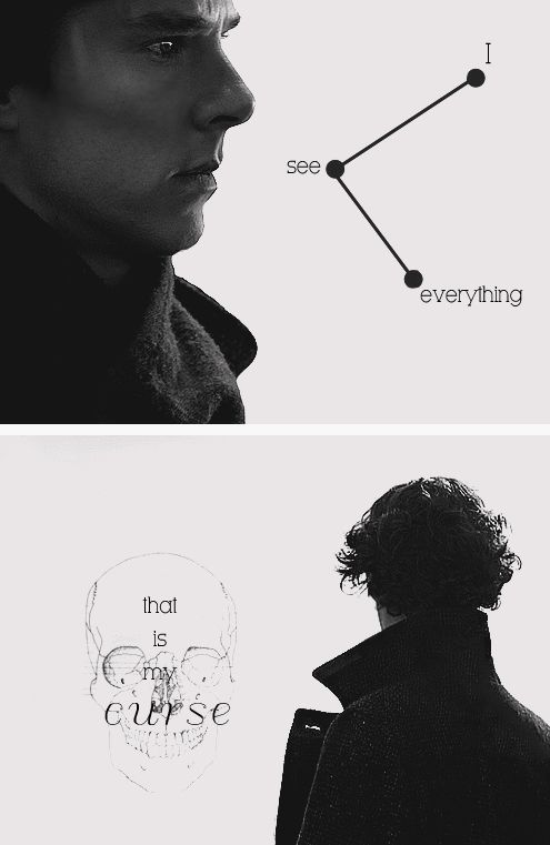 Quote From RDJ Sherlock Holmes With BBC Love It
