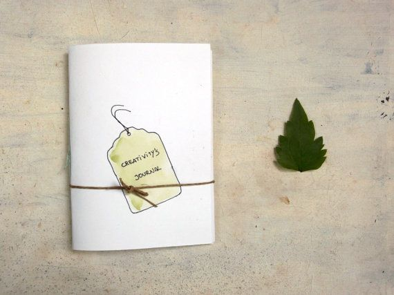 green tag travel journal   hand  Stitched notepad with by vumap #tag #creative #journal #handpainted #creativity #craft #handmade #italiasmartteam #etsy #etsyshop #shopping #giftidea
