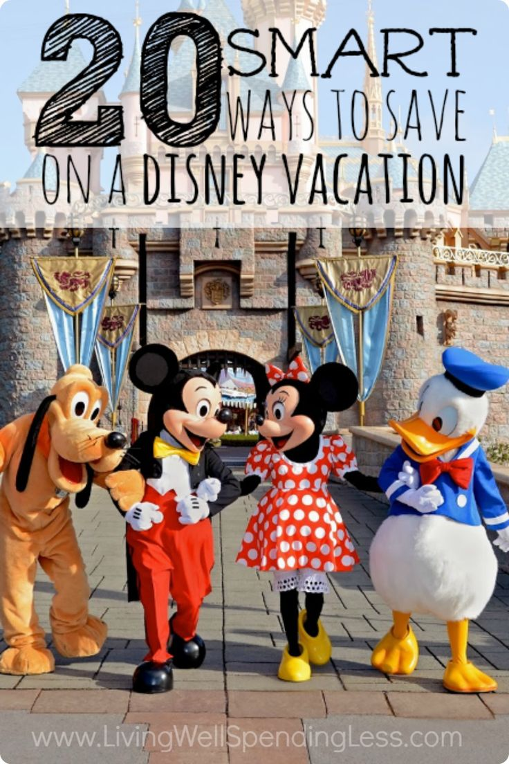 Ever feel like the happiest place on earth also the most expensive? If so you will not want to miss these 20 smart ways to save on a Disney vacation!