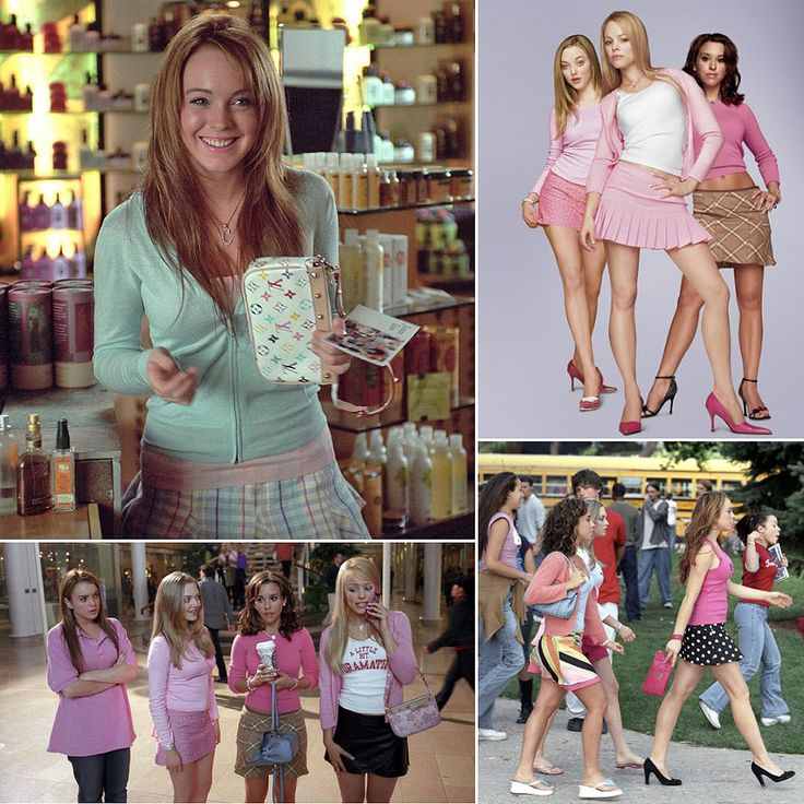 Stop trying to make fetch happen and start planning your Mean Girls group Halloween costume.