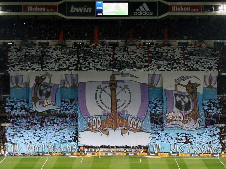 """Ultras Sur: """"A thousand battles... A thousand victories..."""""""