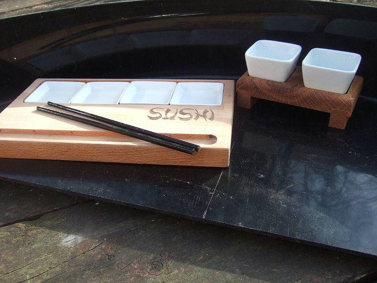 Beech Block 'Sushi' Board