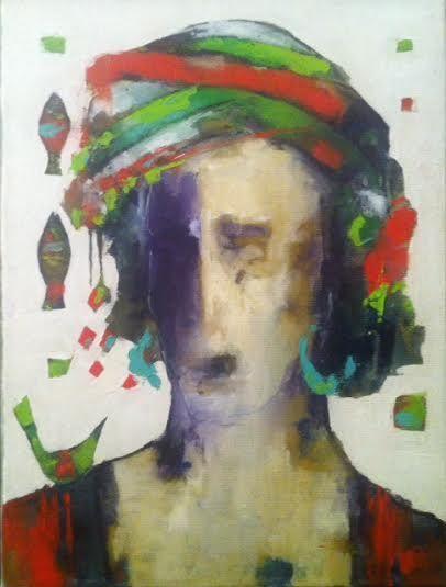 Damascus woman (II)