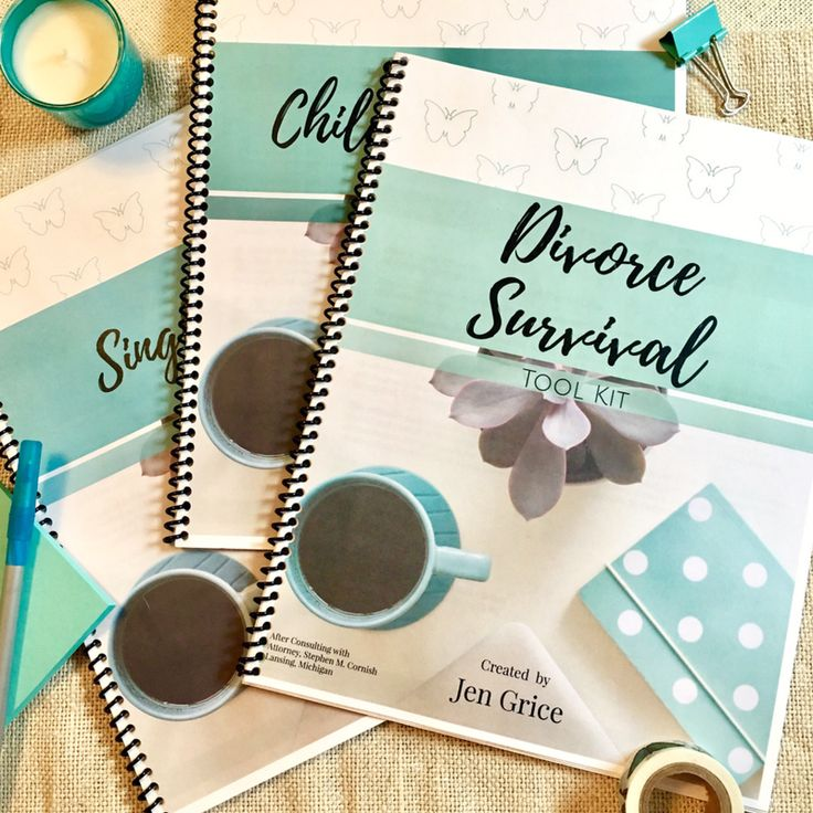 51 best books for divorce abuse recovery images on pinterest divorced moms complete tool kit printable bundle solutioingenieria Image collections