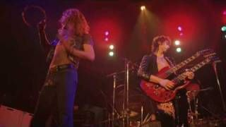 Led Zeppelin - Stairway to Heaven Live (HD), via YouTube.