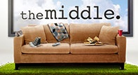 The Middle  Very nice family show I can watch with my grand-daughter.