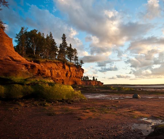 The Bay of Fundy | World's Highest Tides, Tidal Bore Rafting, Whales