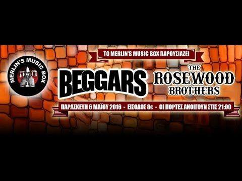 Μια συζήτηση με τους Rosewood Brothers στην Ιντριγκα