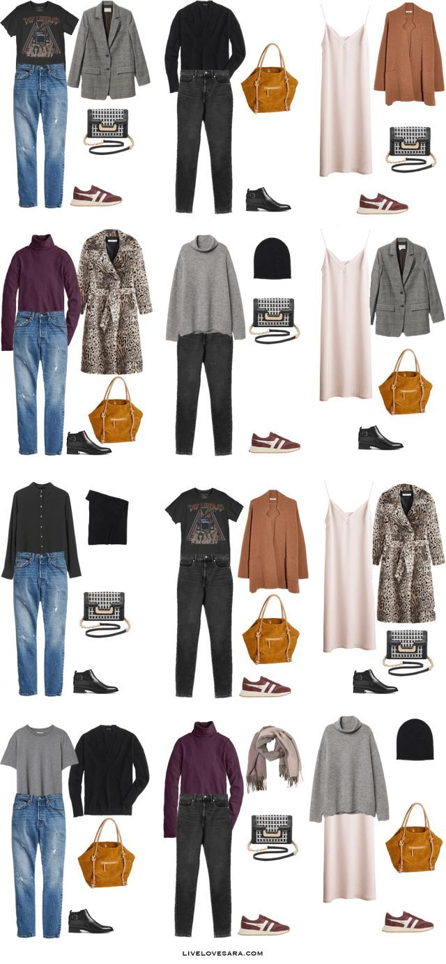 What to Pack for New York City in Late Fall // Live Love Sara