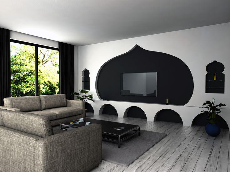 Stunning Arabische Interieur Contemporary - Ideeën Voor Thuis ...