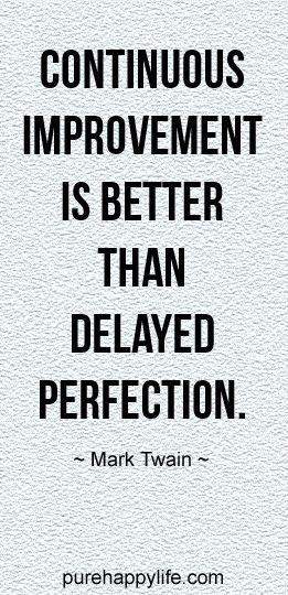 Improvement #quote